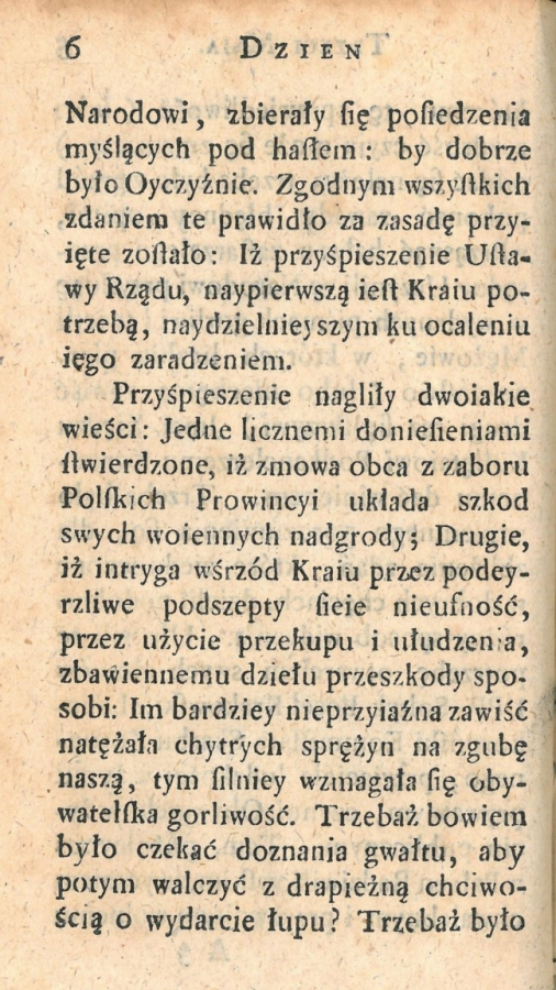 fragment tekstu