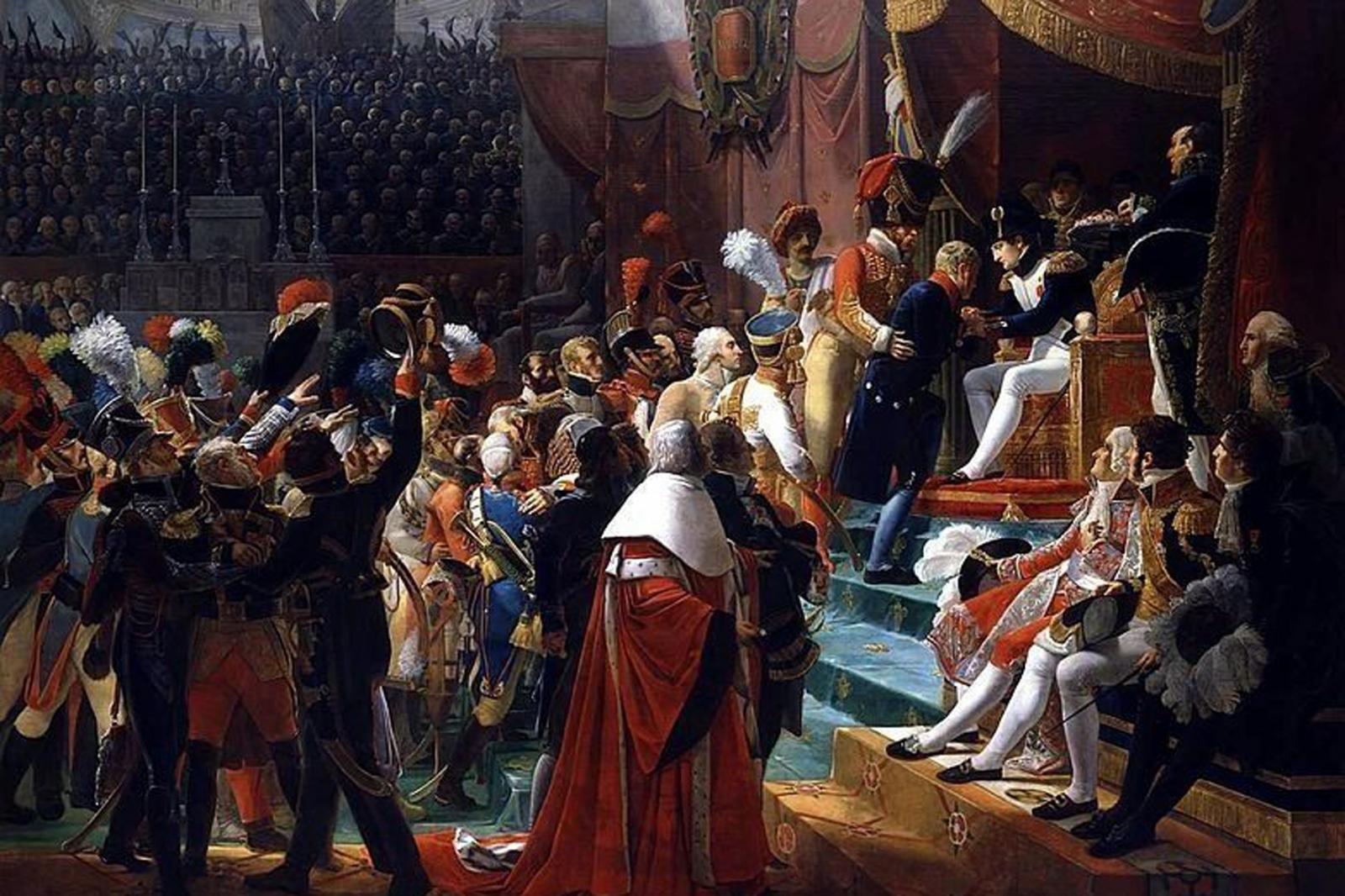19 MAJA 1802 r. - USTANOWIENIE ODZNACZENIA ORDERU LEGII HONOROWEJ