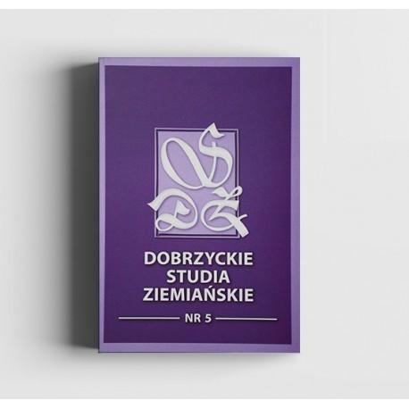 Dobrzyckie Studia Ziemiańskie nr 5