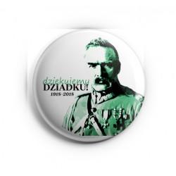 Przypinka Józef Piłsudski