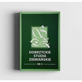 Dobrzyckie Studia Ziemiańskie nr 3