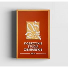 Dobrzyckie Studia Ziemiańskie nr 4